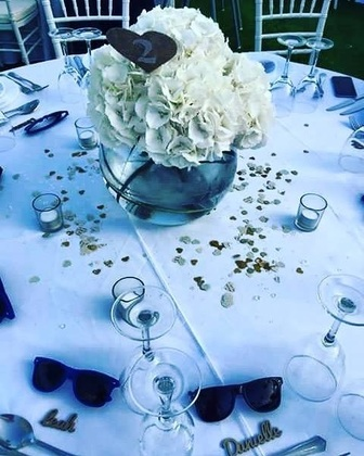 Flowers and Decor - Gemma and Louis's Wedding in Marbella, Spain