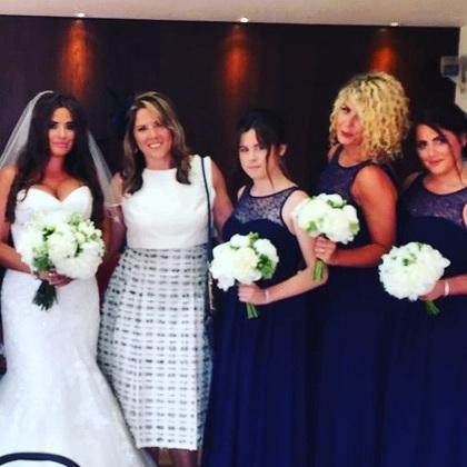Wedding Party Attire - Gemma and Louis's Wedding in Marbella, Spain