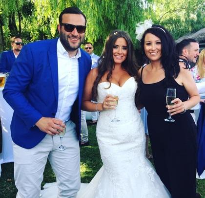 The Wedding Dress - Gemma and Louis's Wedding in Marbella, Spain