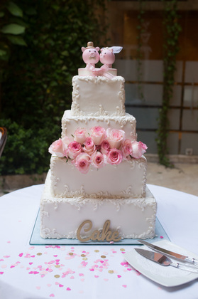 CAke by Elsy de Figueroa Cakes and Desserts - Our Wedding in Cartagena, Bolivar, Colombia
