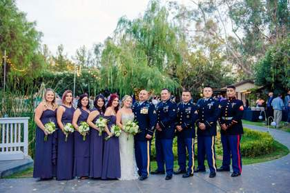 Wedding Party Attire - ROBERT and BEVERLY's Wedding in 29015 Garland Ln, Menifee, CA 92584, USA