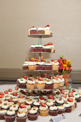 Cakes and Desserts - Ranee and Jon's Wedding in Green Bay, WI, USA