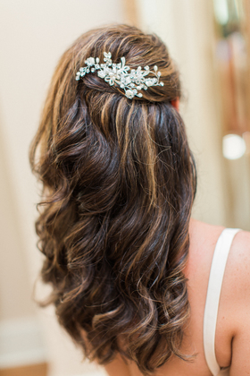 Hair style by Heather Ferguson of Beyond Beautiful  Color and Cut from Flair Salon in  Spring, TX Hairstyles - Jessica and Jason's Wedding in Tybee Island, GA Near Savannah, USA