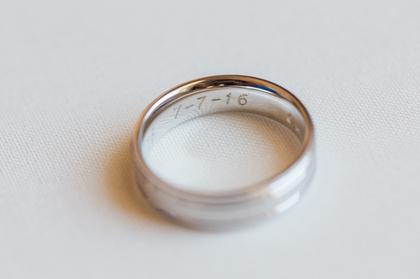 Rings from The Jeweler's Bench in Kingwood, TX Jewelry - Jessica and Jason's Wedding in Tybee Island, GA Near Savannah, USA