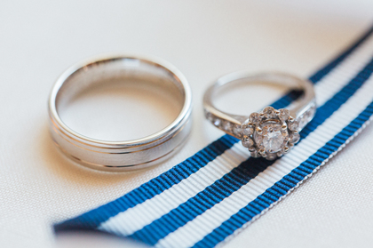 Rings by Jeweler's Bench in Kingwood, TX Jewelry - Jessica and Jason's Wedding in Tybee Island, GA Near Savannah, USA