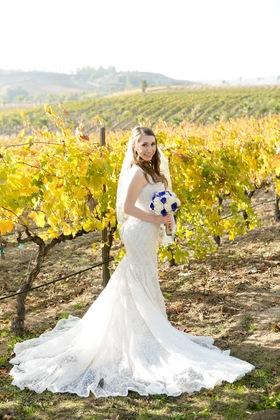 The Wedding Dress - Temecula Wedding In December in Temecula, CA, USA