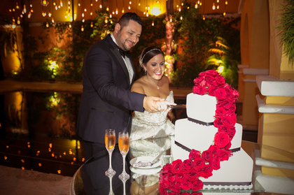 Cakes and Desserts - Cartagena Wedding In August in Cartagena, Bolivar, Colombia