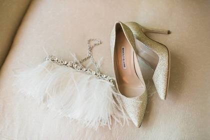 Wedding Party Attire - Las Vegas Wedding In October in Las Vegas, NV, USA
