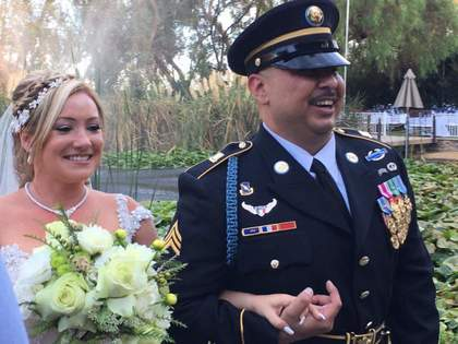 The Newlyweds - ROBERT and BEVERLY's Wedding in 29015 Garland Ln, Menifee, CA 92584, USA