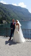 Charlotte and Aaron 's Wedding in Varenna, Italy