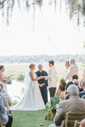 Taylor and Kyle's Wedding in James Island, SC, USA