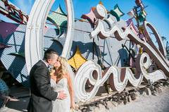 Las Vegas Wedding In October