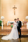 Maggie and Michael 's Wedding in North Dallas, TX, USA