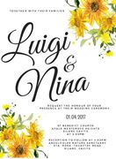 Luigi and Nina's Wedding in Calamba City, Philippines