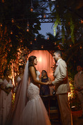 Andrea and Brandon's Wedding in Cartagena Province, Bolivar, Colombia