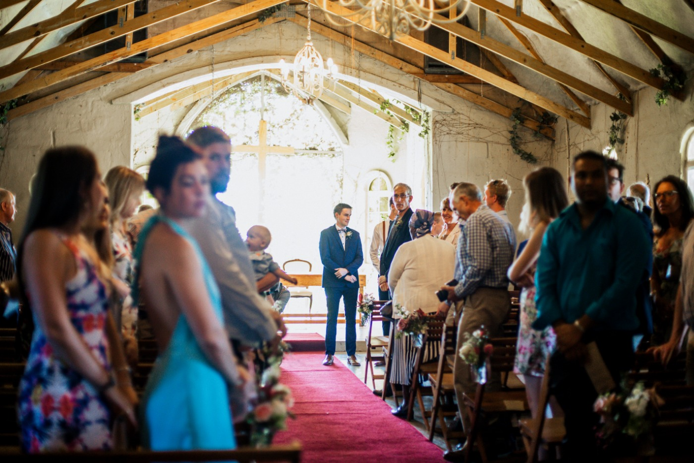- Hannah and Guy's Wedding